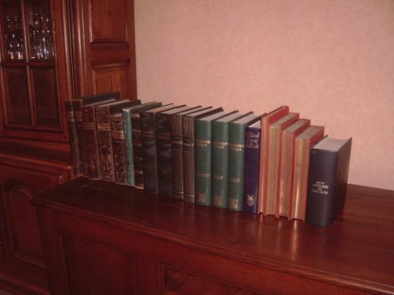 Annonce occasion, vente ou achat 'encyclopédie + Larousse faire un prix'