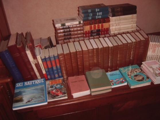 Annonce occasion, vente ou achat 'plusieurs livres faire un prix'