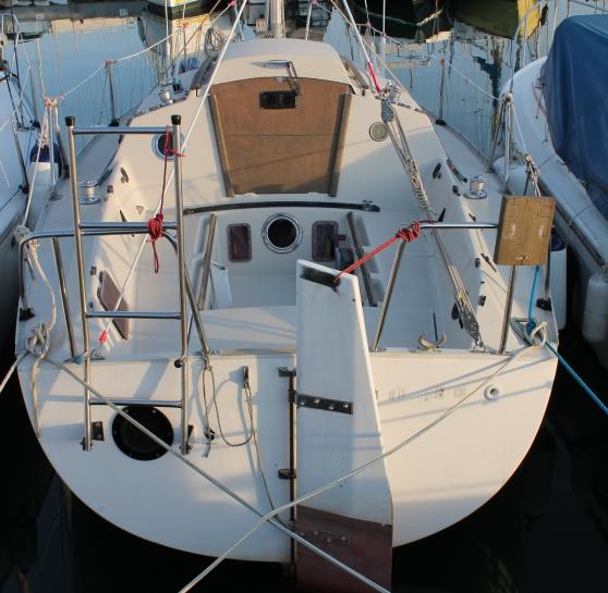 Bateau voilier dériveur Beneteau First 2