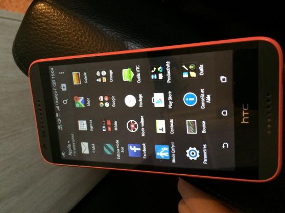 Annonce occasion, vente ou achat 'HTC DESIRE 620'