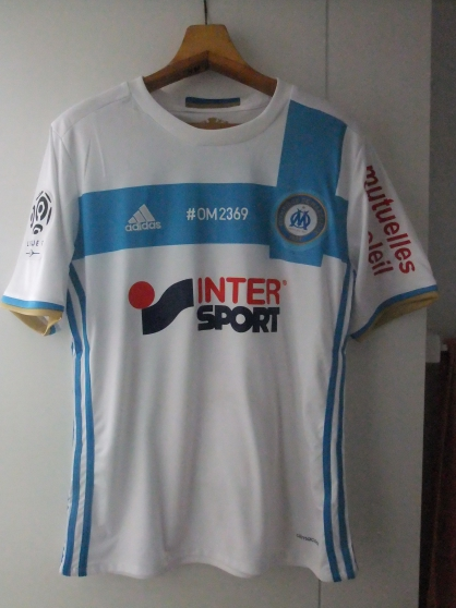 Annonce occasion, vente ou achat 'Maillot OM Collector #OM2369'