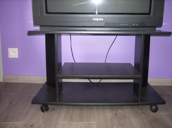 meuble TV/DVD roulant