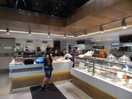 Comptoir bar cafe coffee fast food professionnels mat riel for Materiel professionnel cafe