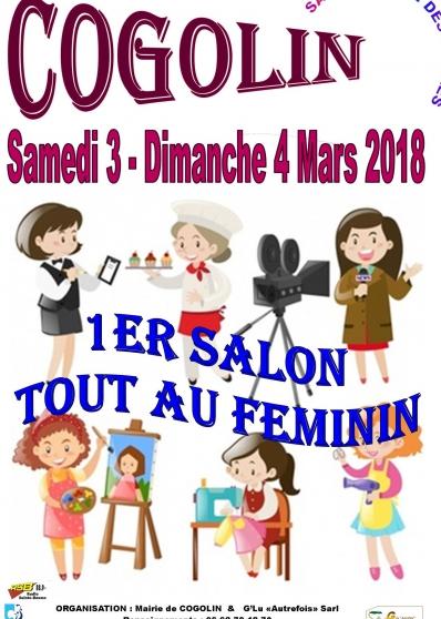 salon creation tout au feminin - Annonce gratuite marche.fr