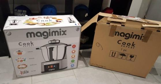 robot cuiseur magimix cook expert multif - Annonce gratuite marche.fr