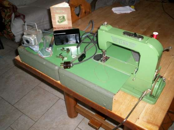 Machine a coudre elna 500890 auteuil electrom nager for Machine a coudre 60 millions