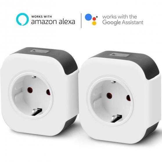 Annonce occasion, vente ou achat 'x4 Prises Connectées pour Alexa & Google'