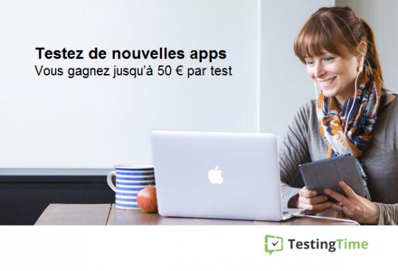 testez des produits, gagnez de l'argent - Annonce gratuite marche.fr