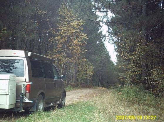 Lot, terre à bois, plantation pins rouge