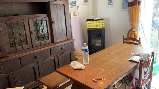 Annonce occasion, vente ou achat 'buffet + table + chaise'