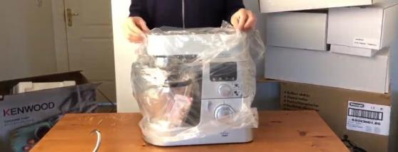 Annonce occasion, vente ou achat 'Kenwood Kcc9060s prépare tout repas'