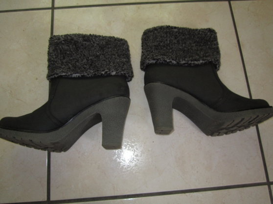 Annonce occasion, vente ou achat 'BOTTINES NEUVES TAILLE 38'