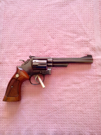 Annonce occasion, vente ou achat 'Révolver Smith&wesson 357 mag.'