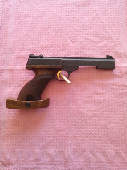 Annonce occasion, vente ou achat 'Pistolet Browning FN 150 GP.'