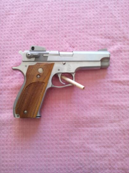 Annonce occasion, vente ou achat 'Pistolet Smith & Wesson 9x19para.'