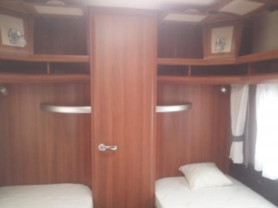 tres belle caravane hobby 540 wlu - Photo 2