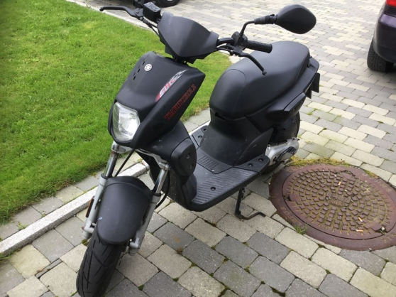 Annonce occasion, vente ou achat 'Yamaha SLIDER 50'