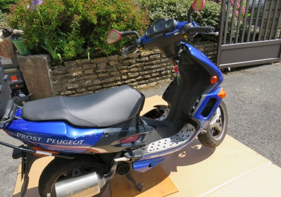Annonce occasion, vente ou achat 'Scooter speedfight 100cc'