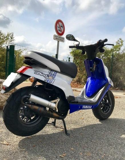 Scooter Yamaha Mbk booster Spirit bw's