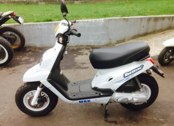 Annonce occasion, vente ou achat 'MBK Booster 50cc NEUF Garantie 2 ans'
