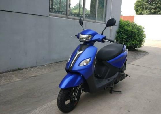 Annonce occasion, vente ou achat 'Scooter Neuf Yamasaki Santana 50 cc Euro'