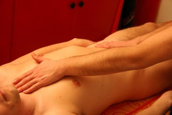 Massage Naturiste Sensuel