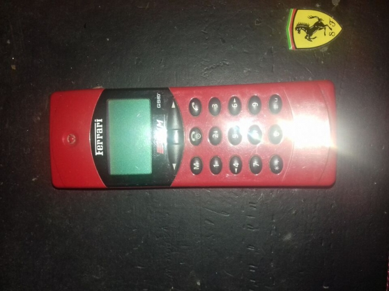 téléphone d\'origine FERRARI 90 - Photo 2