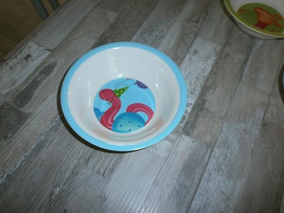 lot de vaisselles enfant en TTBE et peu - Photo 3