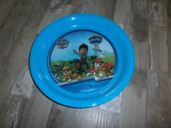 lot de vaisselles enfant en TTBE et peu - Photo 4