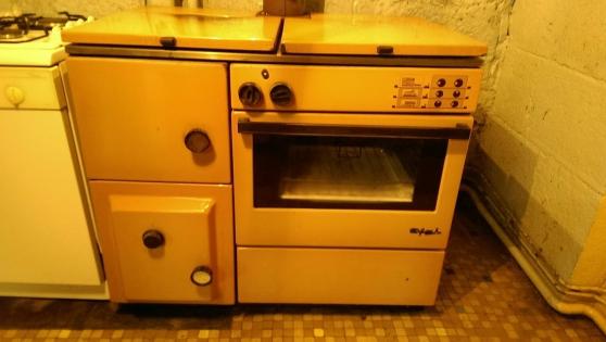 cuisinière bois pour chauffage central