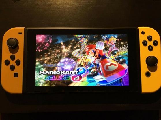 Annonce occasion, vente ou achat 'Nintendo Switch avec facture'