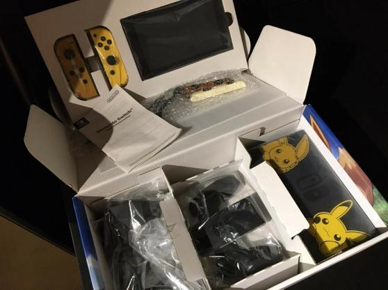 Nintendo Switch avec facture - Photo 3