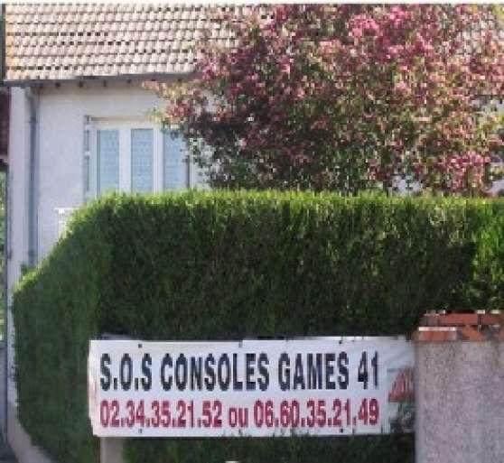 Réparations de consoles NDS et PSP