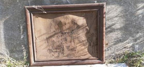 VENDS CADRES ANCIENS