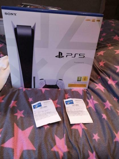 Sony playstation ps5 neuf