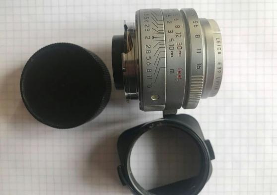 Leica Summicron 35mm ASPH APO