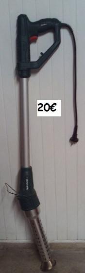 Annonce occasion, vente ou achat 'désherbeur thermique 20 €'