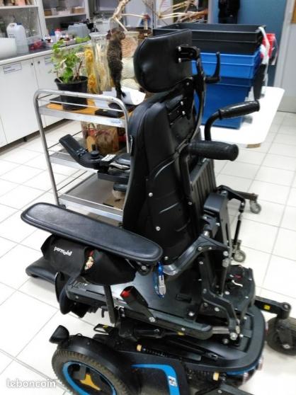 Fauteuil Roulant Electrique Permobil F5