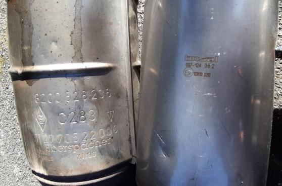 Annonce occasion, vente ou achat 'Pot catalytique'