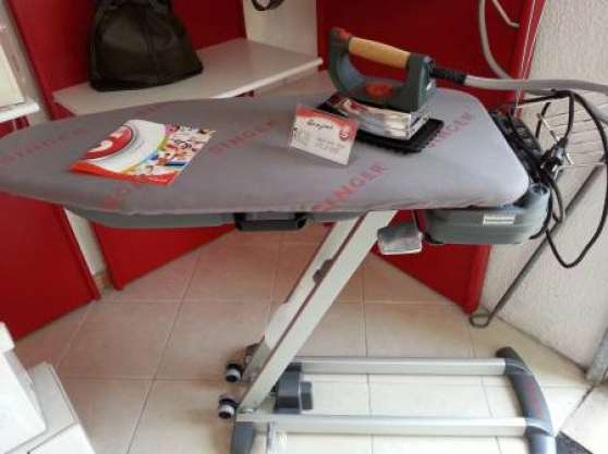 table a repasser singer professionnelle electrom nager. Black Bedroom Furniture Sets. Home Design Ideas