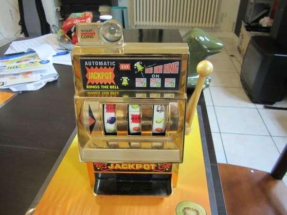 Annonce occasion, vente ou achat 'GOLDEN JACK POT pour déco'