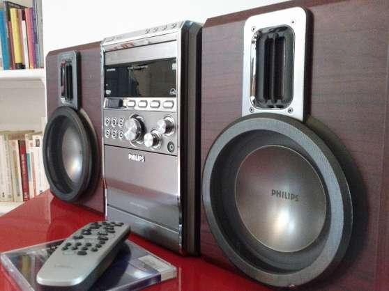Chaîne Hi-Fi PHILIPS MCM760 - 150 Watts