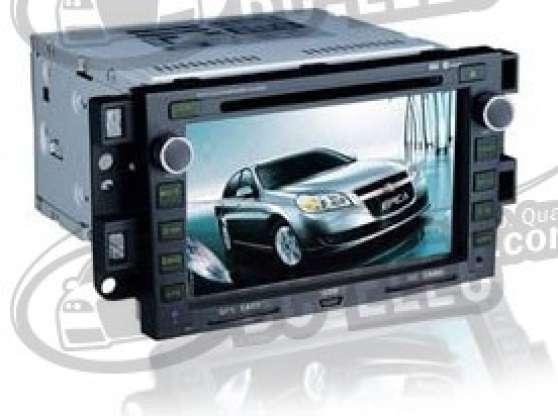 Chevrolet Epica, Autoradio GPS / TACTILE