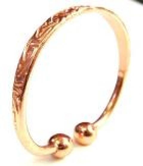 Bracelet de Cuivre: Azteque