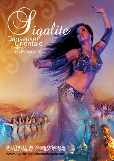 Annonce occasion, vente ou achat 'Cours de Danse Orientale avec Sigalite'