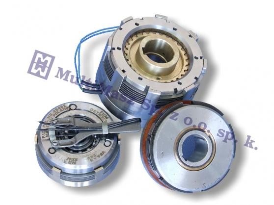D'embrayage multi-disque ETM-102, ETM-11