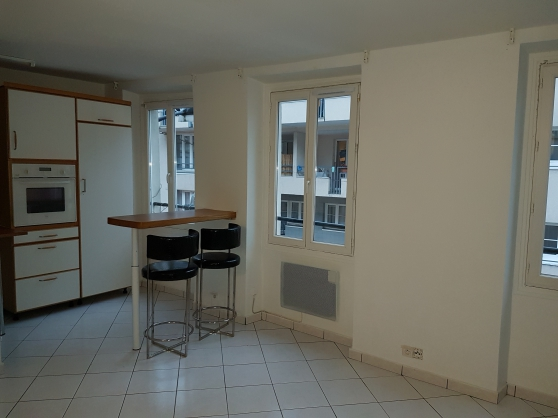 Appartement F2 38m²