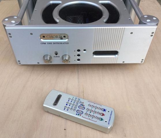 Chord CPM 3300 amplificateur