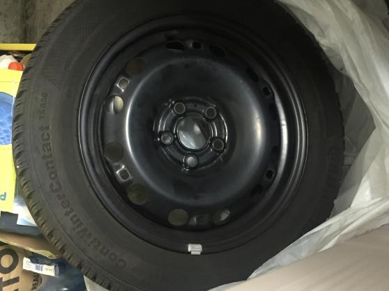 Annonce occasion, vente ou achat 'Roues complètes pneu neige'