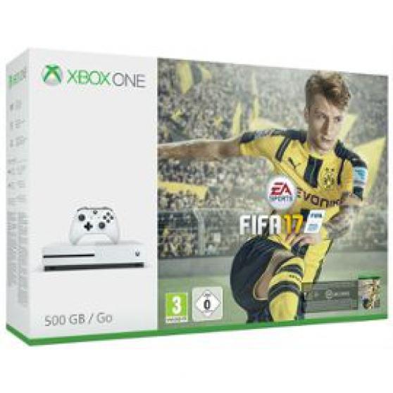 Annonce occasion, vente ou achat 'Xbox one s avec fifa 17'